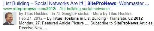 Kiss Me I'm Google