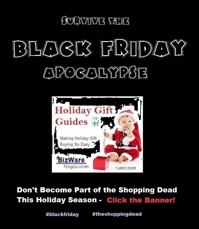 Amazon Holiday Gift Guides - The Shopping Dead
