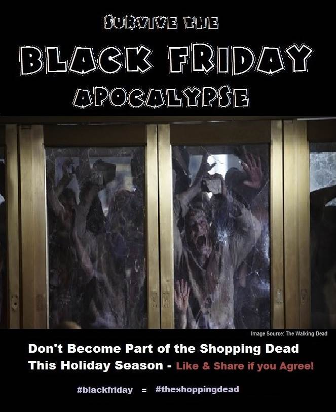 Black Friday - The Shopping Dead