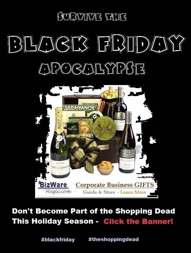 Corporate Business Gifts - The Shopping Dead