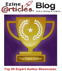 EzineArticle Top 20 Author Showcases