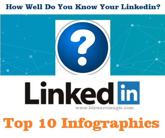 Top 10 Best Linkedin Infographics On The Web