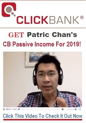 ClickBank Passive Income for 2017
