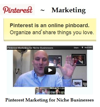 Pinterest Marketing Image