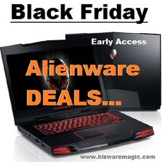 Black Friday - Dell Deals