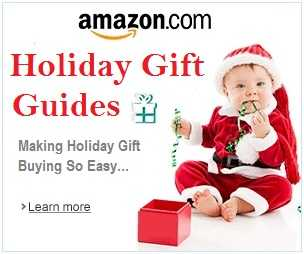 Amazon Holiday Gift Guides