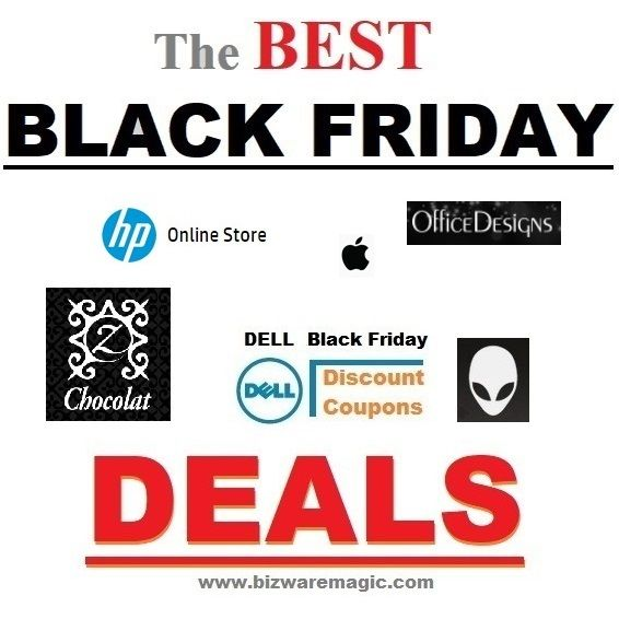 Black Friday & Cyber Monday Deals 2018