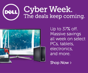 Dell Cyber Monday