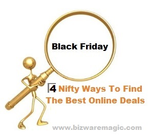 Finding Best Deals Online