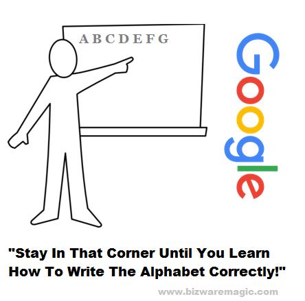 Why I Hate The New Google Logo