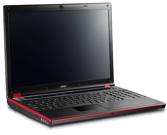 GT627 MSI Gaming Laptop