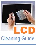 lcd cleaning guide
