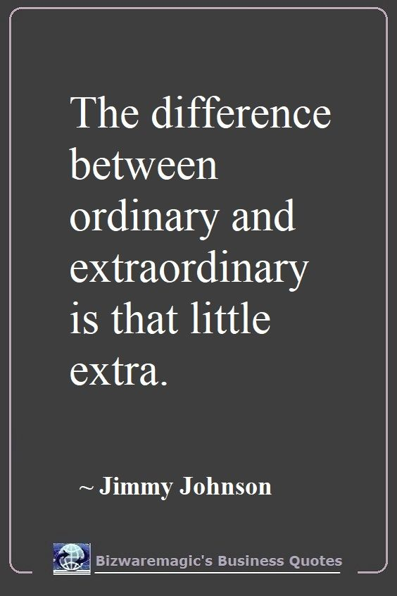 Jimmy Johnson Extra Quote