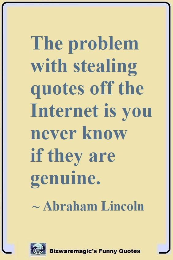 Internet Quotes Pin