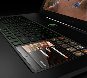 Razer Blade Touchpad